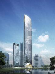 深圳办公室装修-京基100大厦装修