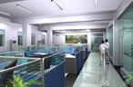 集体办公室大厅装修