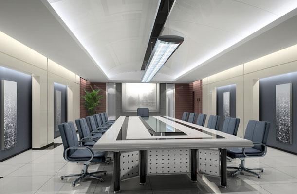深圳办公室装修公司-会议室装修